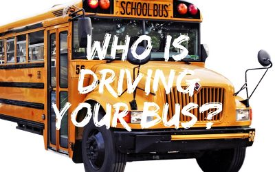 Who is Driving Your Bus? How to Understand Your Psyche and Its Parts